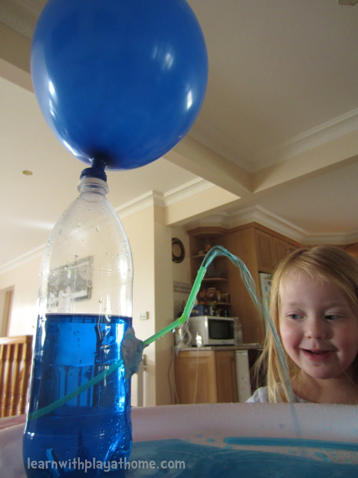 Learn With Play At Home Science For Kids Water Bottle