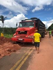 BOA NOTÍCIA: trecho cortado da MA-012 entre Esperantinópolis e São Roberto foi recuperado