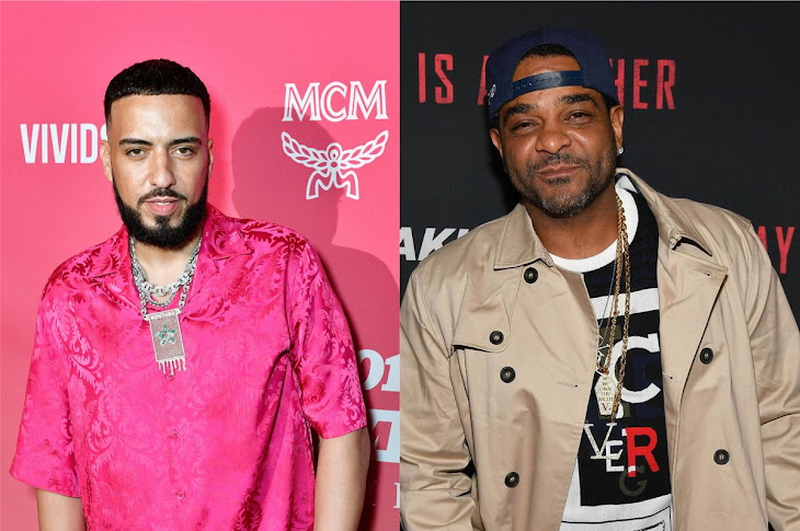 French Montana And Jim Jones End Their Beef