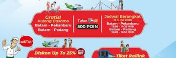 Cara Daftar Mudik gratis 2018 dari Telkomsel Area Sumatera