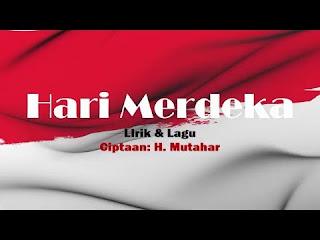 Download Lagu 17 Agustus MP3, Lagu Hari Merdeka Beserta Lirik Lagu 17 Agustus dan Video