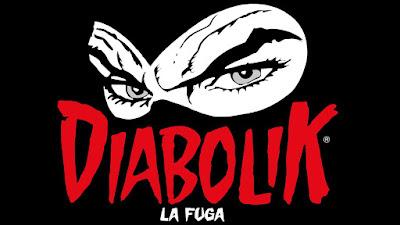 Diabolik La Fuga - Tributo per i Fan da Daniele Spadoni