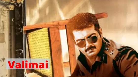 Ajith Kumar's Valimai story and Release date with actress
