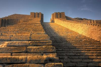 Storia dell'arte la mezzaluna fertile i sumeri i mattoni delle ziqqurat