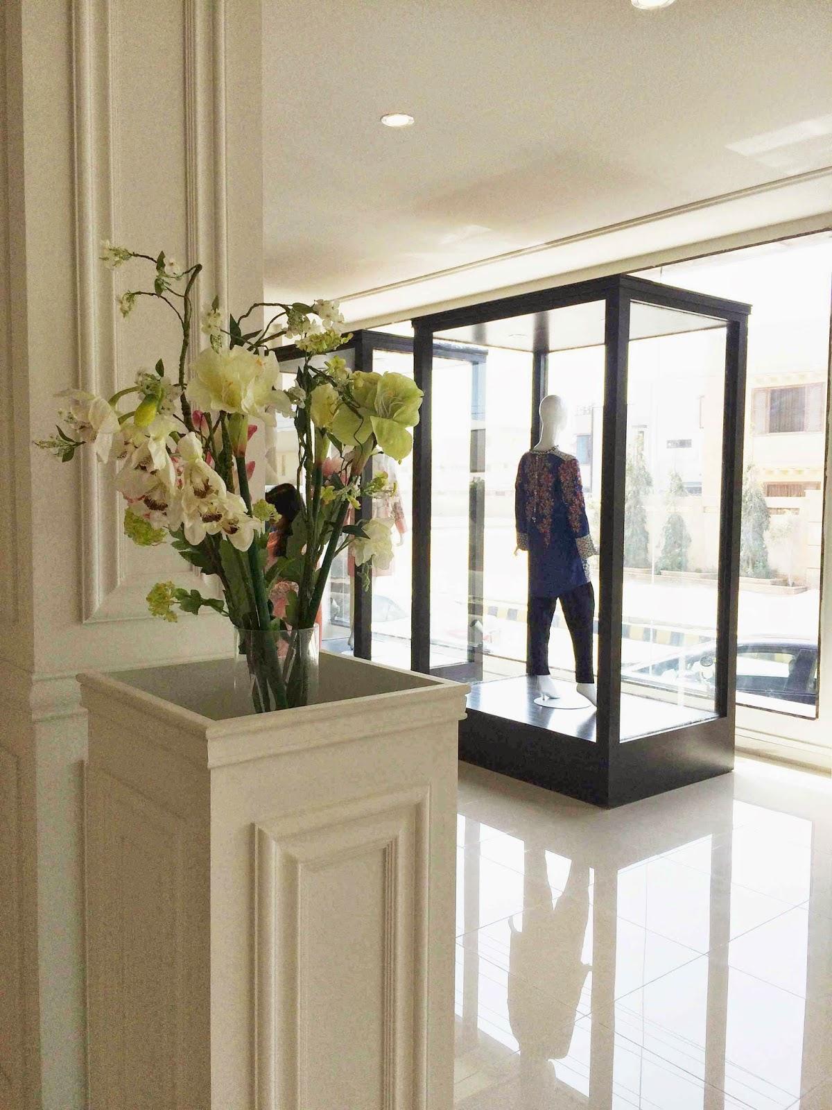 Inside Zara Shahjahan Store Karachi