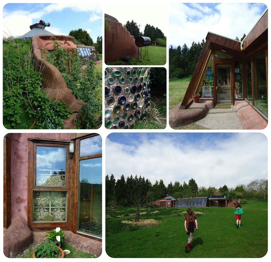 Brighton Earthship, green building