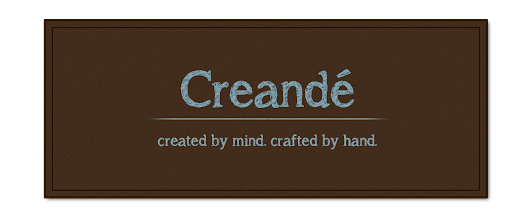 Under construction...A new Creandé is coming...