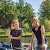 Samen plastic opvissen voor schone Haarlemse grachten
