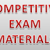 COMPETITIVE EXAM MEGA MATERIALS - TET, TAT, HTAT, GPSC, UPSC, CLARK AND ALL GOV. EXAMS FOR JOBS