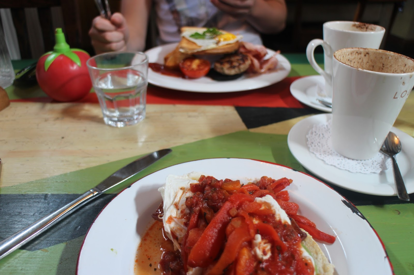 She's So Lucy // Velo Lounge Bath Brunch Review