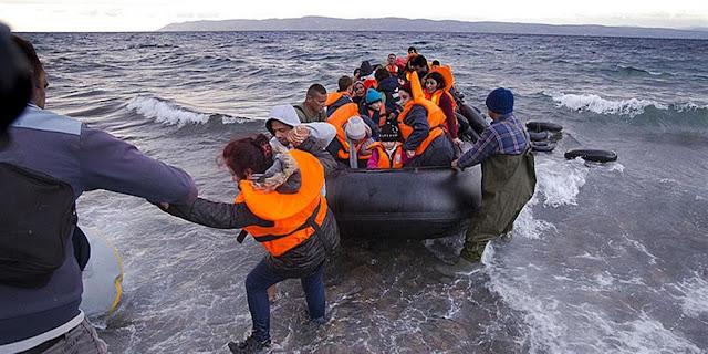 Θετικοί στον κορωνοϊό 17 πρόσφυγες που έφτασαν στη Λέσβο