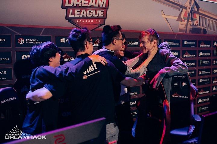 demon slayers - Dành chiến thắng nghẹt thở ở trận chung kết, Alliance lên ngôi tại DreamLeague Season 12