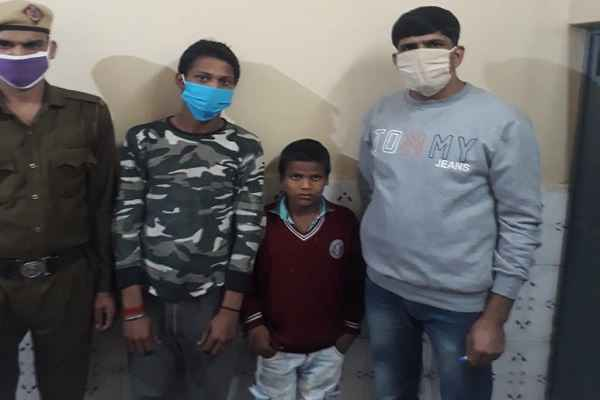 faridabad-police-news-missing-kid-up-recovered