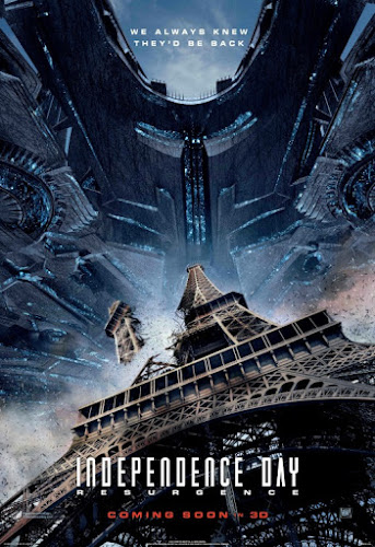 Independence Day: Resurgence (BRRip 1080p Dual Latino / Ingles) (2016)