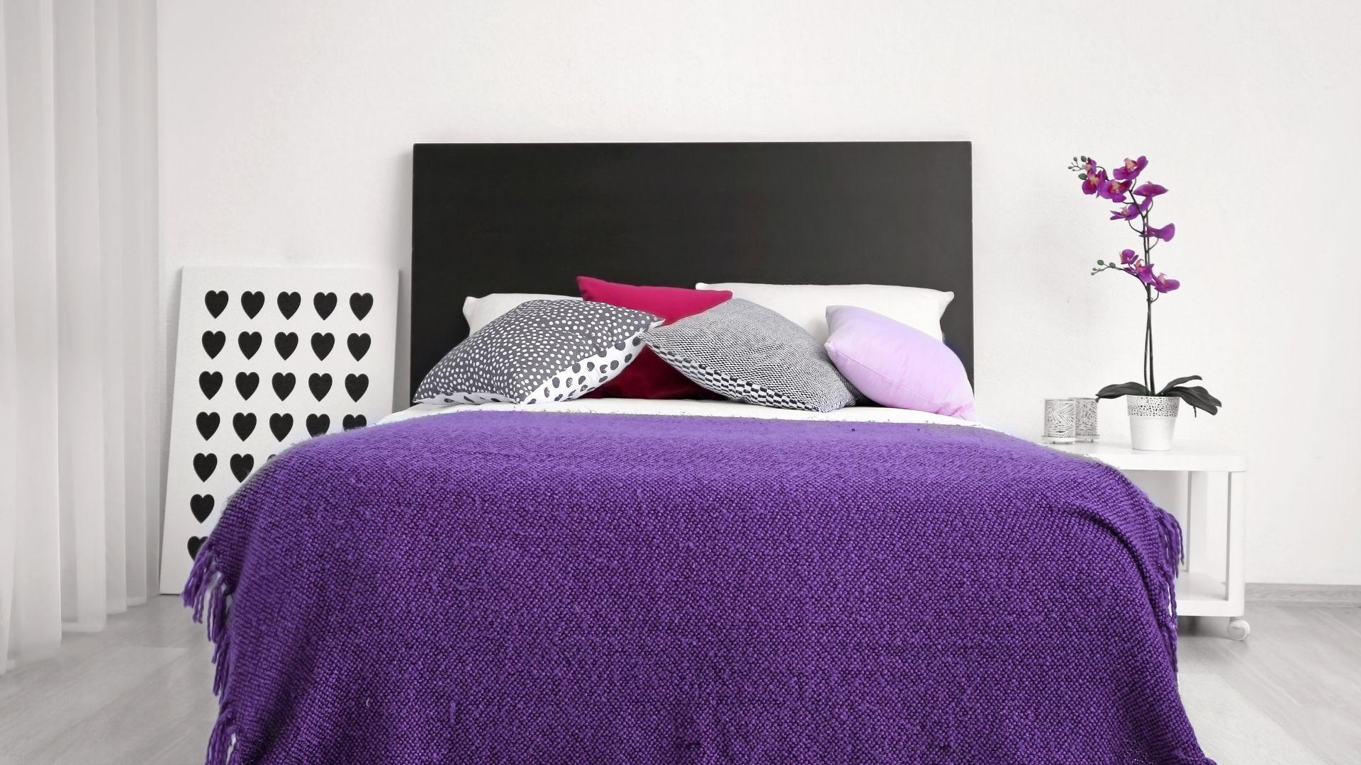 sypialnia kolorystyka