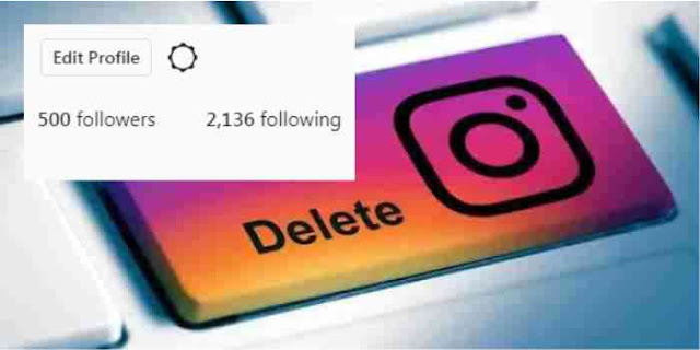 Cara Cepat Unfollow Semua Following Instagram