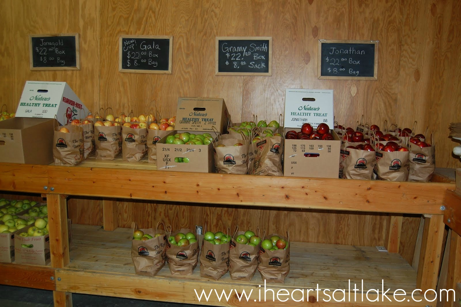 I Heart Salt Lake Rowley S South Ridge Farms Big Red Barn