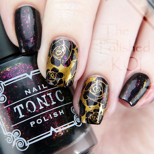 Tonic Polish Cerise Noir