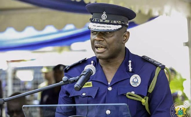 Ghc800m For Police; Helicopters, Drones In The Offing – Nana Addo