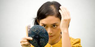 How can you stop your hair from falling out female