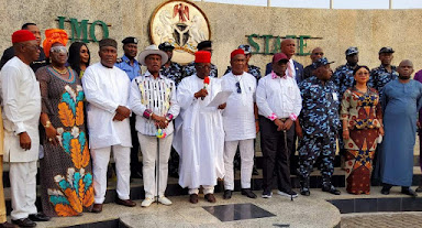 South East Nigeria  Governors Create Security Network Called Ebubeagu