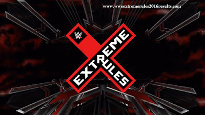 Extreme Rules 2016 Results