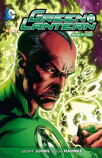 En los Nuevos 52, Sinestro regresa a los Green Lantern Corps