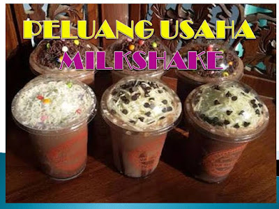 milkshake peluang usaha  bagi pemula 2017