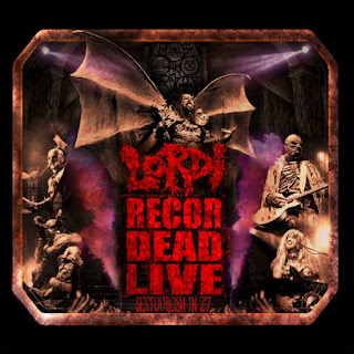 "Το βίντεο των Lordi για το ""Devil Is A Loser"" από το album ""Recordead Live - Sextourcism In Z7"""