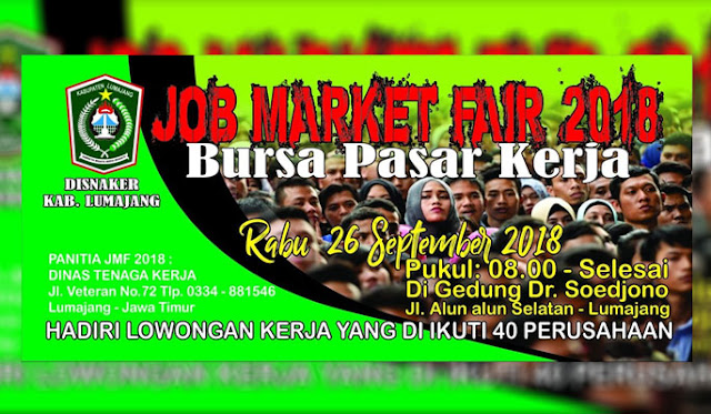 Job Market Fair (JMF) 2018