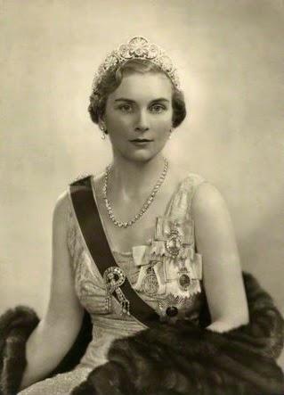 Birthday Jewels Princess Alice Duchess Of Gloucester