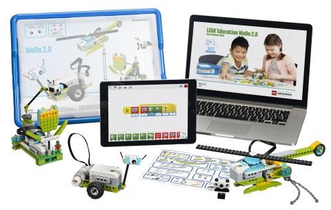 LEGO WeDo 2 0 vs 1 0 - Time to upgrade?   Tech Age Kids