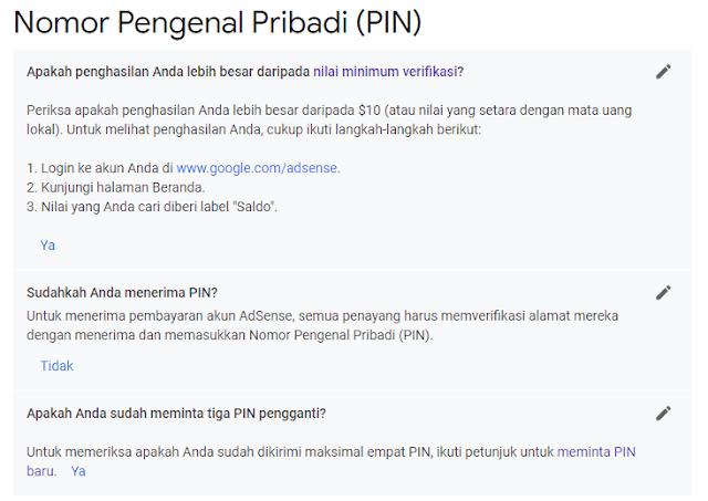 Cara Mengatasi PIN Adsense Tak Kunjung Datang (Sudah 3 Kali Pengajuan PIN)