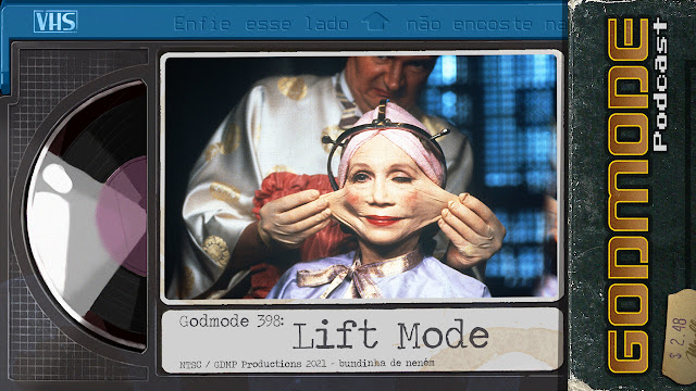 GODMODE 398 - LIFT MODE