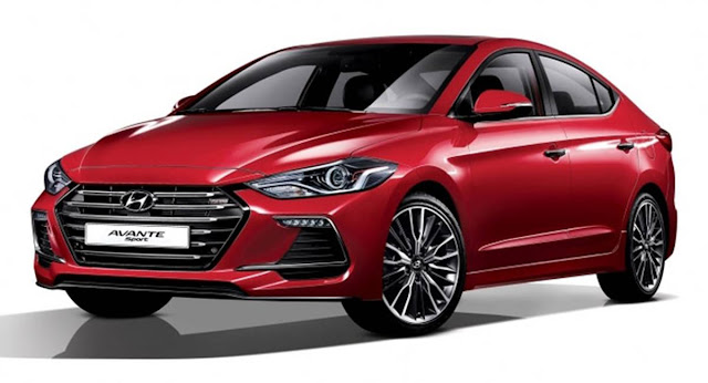 Hyundai Elantra Turbo 2017