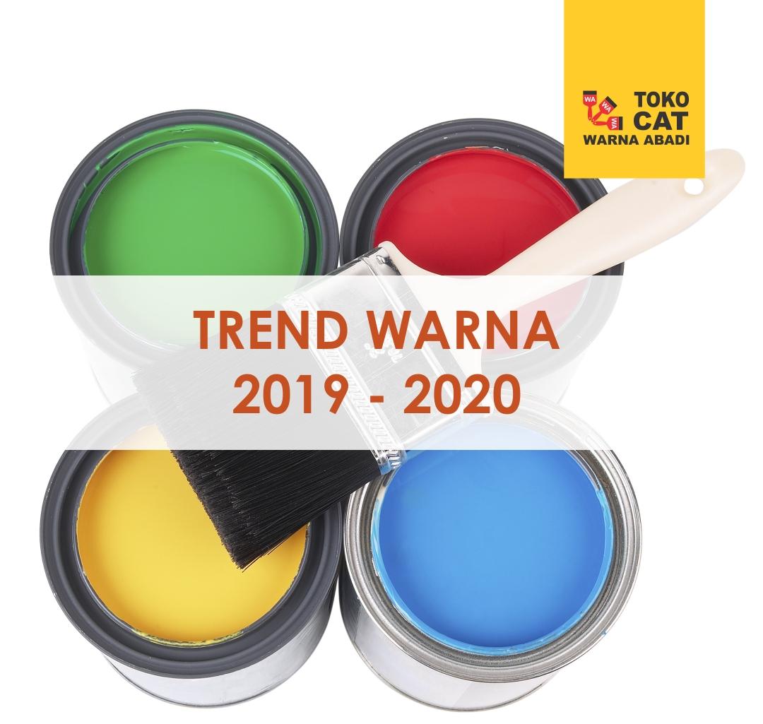 Tren Warna Cat Rumah Minimalis 2019