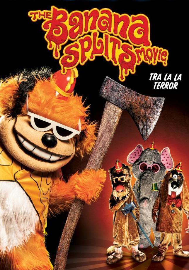 The Banana Splits Movie [2019] [DVDR] [NTSC] [Latino]