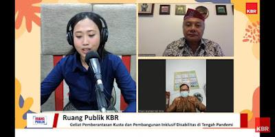 Talk Show Bareng Channel YouTube Radio KBR