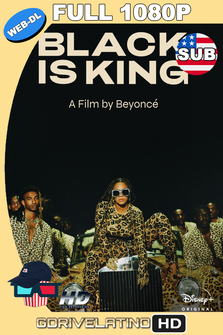 Black Is King (2020) DSNY+ WEB-DL FULL 1080p SUBTITULADO MKV