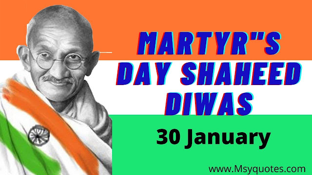 """Martyr""""s Day Shaheed Diwas In Hindi Quotes Pics Images & Photos"""