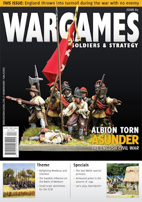 Wargames, Soldiers & Strategy, 87, Nov-Dec 2016