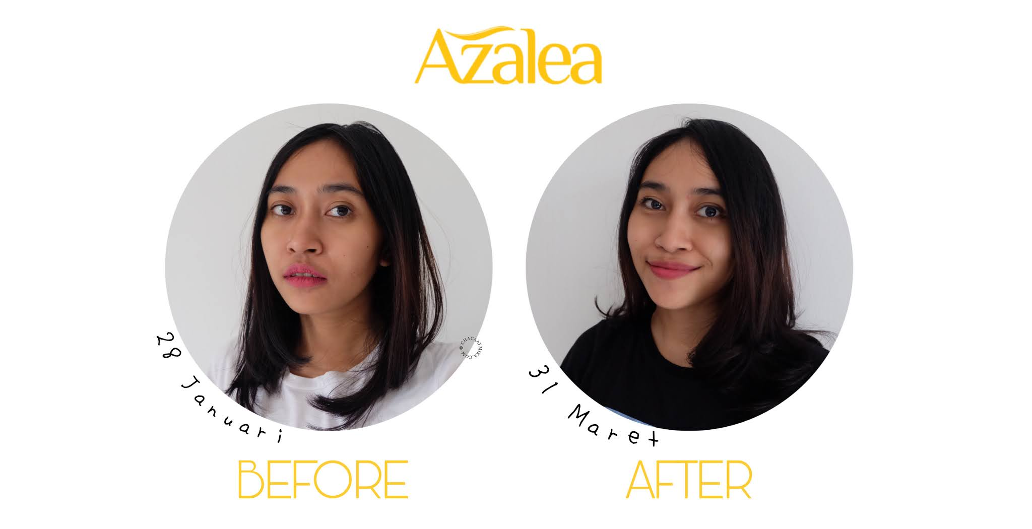 Review Penggunaan Azalea Amazing Glass Skin Face Serum