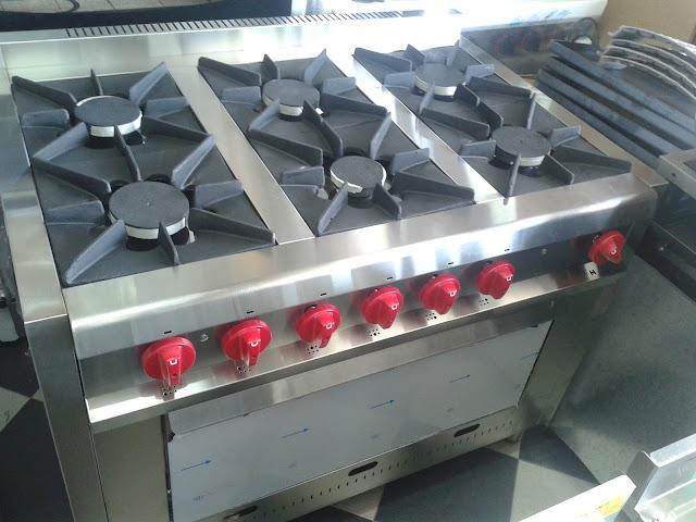 Cocinas industriales familiares for Cocinas industriales en casa