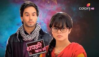 Gambar Penambilan Baru Thapki di Episode Akhir Thapki