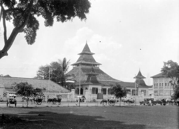 masjid agung bandung 1929
