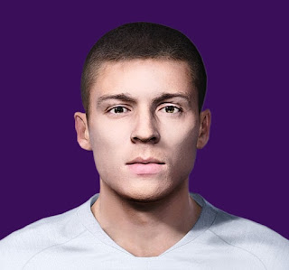 PES 2020 Faces Dmitry Poloz