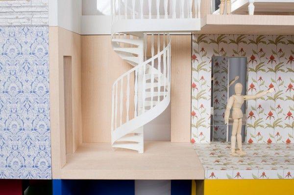 home staircase design india