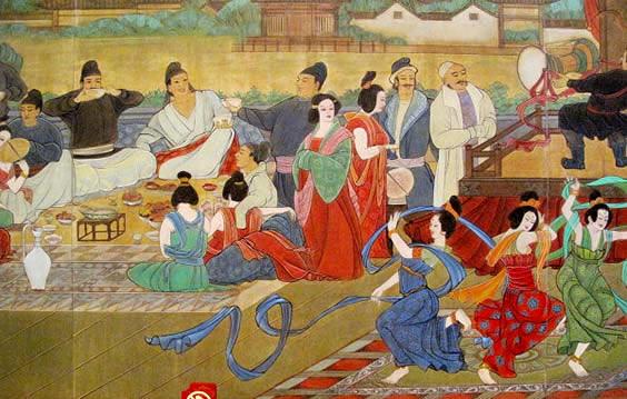 Tang (T'ang) Dynasty