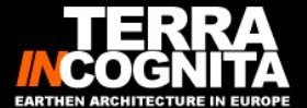 Terra [In]cognita project: Earthen architecture in Europe