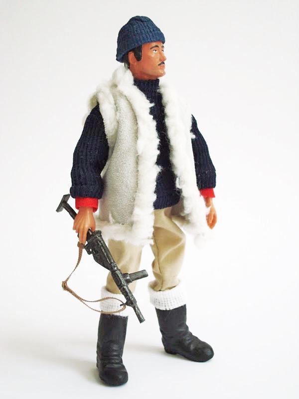 Madelman Coronel Andrea Stavros Custom
